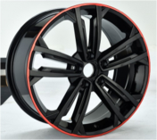 Alu kola Racing Line BY1455, 18x8.5 5x100 ET32,