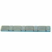 Samolepící závaží pozinkované pro alu kola 3mm 4x5g a 4x10g 100ks