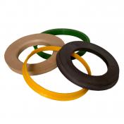 Vymezovací kroužky vněj. průměr 108,1 - 93,1 mm