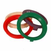 Vymezovací kroužky vněj. průměr 72,6 - 71,6 mm