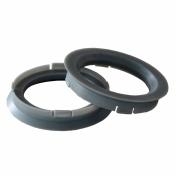 Vymezovací kroužky vněj. průměr 75,0 - 58,1 mm