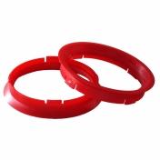 Vymezovací kroužky vněj. průměr 75,0 - 64,1 mm