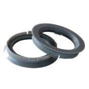 Vymezovací kroužky vněj. průměr 76,1 - 58,1 mm