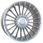 Alu kola Racing Line BK273, 18x8.5 5x120 ET20, stříbrná