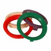 Vymezovací kroužky vněj. průměr 58,1 - 57,1 mm