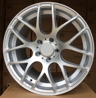 Alu kola Racing Line DW733, 18x9.5 5x120 ET33, stříbrná