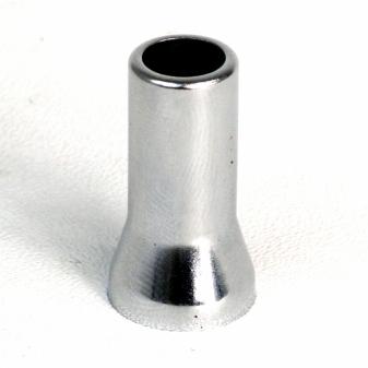 Ventilový návlek chromový na ventil TR414