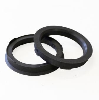 Vymezovací kroužky vněj. průměr 67,1 - 54,1 mm