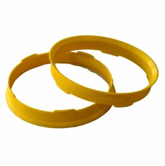 Vymezovací kroužky vněj. průměr 67,1 - 65,1 mm