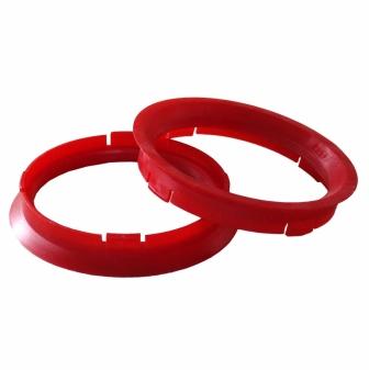 Vymezovací kroužky vněj. průměr 75,0 - 66,6 mm