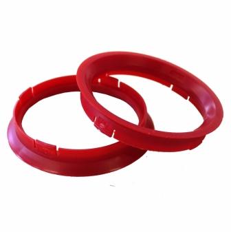 Vymezovací kroužky vněj. průměr 75,0 - 67,1 mm