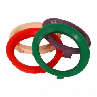 Vymezovací kroužky vněj. průměr 76,0 - 56,1 mm